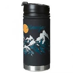 Moosejaw Mizu Two Tickets to Paradise 15 oz. Insulated Stainless Stee Black