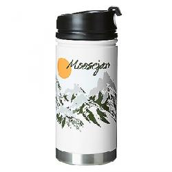 Moosejaw Mizu Two Tickets to Paradise 15 oz. Insulated Stainless Stee White