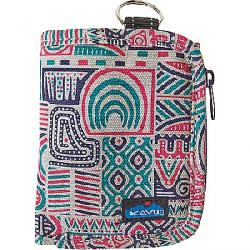 KAVU Zippy Wallet Patchadoodle