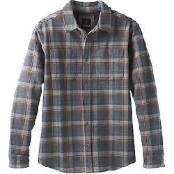 Prana Men's Brayden LS Flannel Shirt Coal
