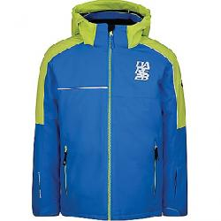 Dare 2B Kid's Labyrinth Jacket Athletic Blue / Electric Lime