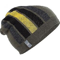 Icebreaker Coronet Beanie Kona / Jet Heather / Black