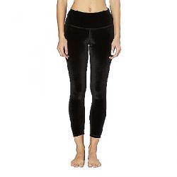 Electric & Rose Women's Jupiter Velvet Legging Onyx