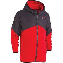 Under Armour Toddler Boys' North Rim Micro Fleece Red/Black