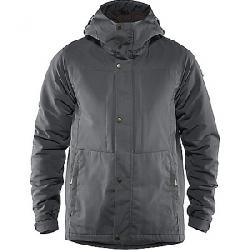 Fjallraven Men's Ovik Stretch Padded Jacket Thunder Grey