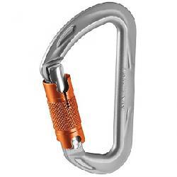 Mammut Wall Micro Lock Carabiner Grey