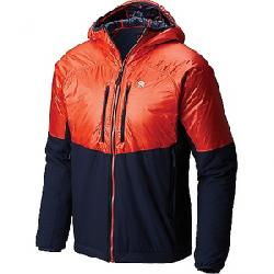 Mountain Hardwear Men's Aosta Hooded Jacket Fiery Red