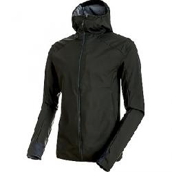 Mammut Men's Ultimate V Light SO Hooded Jacket Graphite