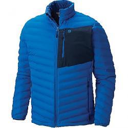 Mountain Hardwear Men's StretchDown Jacket Altitude Blue