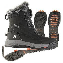 Korkers Women's Snowmegeddon Boot Black