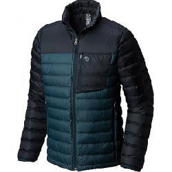 Mountain Hardwear Men's Dynotherm Down Jacket Blue Spruce
