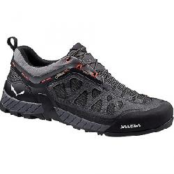 Salewa Men's Firetail 3 GTX Shoe Black Out / Papavero
