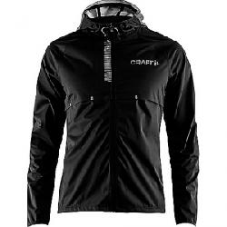 Craft Men's Repel Jacket Black / Silver Reflective