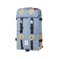 Topo Designs Klettersack Pack Storm / Khaki Leather