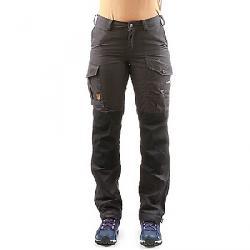 Fjallraven Women's Vidda Pro Trouser Black / Black