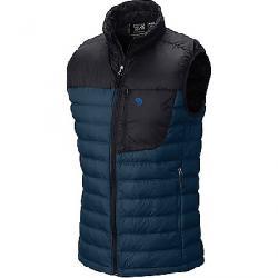 Mountain Hardwear Men's Dynotherm Down Vest Zinc / Black