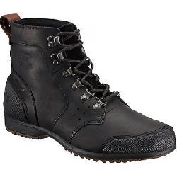 Sorel Men's Ankeny Mid Hiker Boot Black / Tobacco