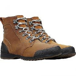 Sorel Men's Ankeny Mid Hiker Boot Elk / Black