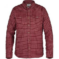 Fjallraven Forest Flannel Shirt Deep Red