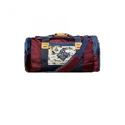 United By Blue 55L Arc Duffle Mountain Vista / Maroon