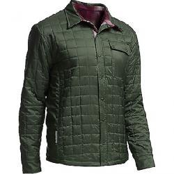 Icebreaker Men's Helix LS Shirt Conifer / Redwood / Awesome