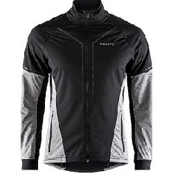 Craft Men's Storm 2.0 Jacket Black / Dark Grey Melange