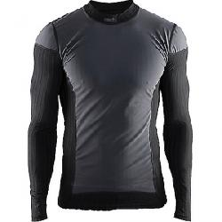 Craft Men's Active Extreme 2.0 Windstopper Crewneck LS Top Black
