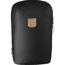 Fjallraven Kiruna Small Backpack Black