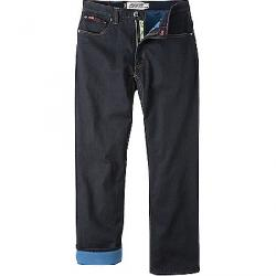 Mountain Khakis Men's 307 Lined Classic Fit Jean Dark Wash