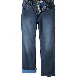Mountain Khakis Men's 307 Lined Classic Fit Jean Medium Wash