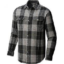 Mountain Hardwear Men's Walcott LS Shirt Manta Grey