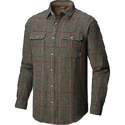 Mountain Hardwear Men's Walcott LS Shirt Peatmoss