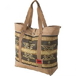 Mountain Khakis Limited Edition Carry All Tote Bag Mosaic Yellowstone Print