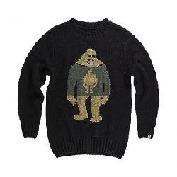 Airblaster Men's Sassy Sassy Sweater Black Forest