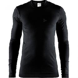 Craft Men's Warm Comfort LS Top Black