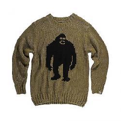 Airblaster Men's OG Sassy Sweater Grizzly Black