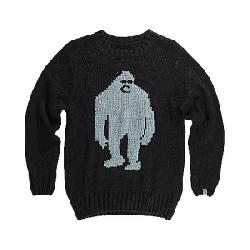Airblaster Men's OG Sassy Sweater Black Ocean