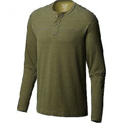 Mountain Hardwear Men's Cragger Henley Surplus Green