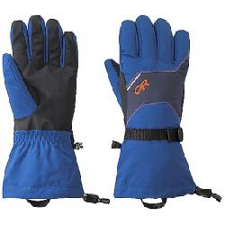 Outdoor Research Men's Adrenaline Gloves Cobalt / Naval Blue / Burnt Orange