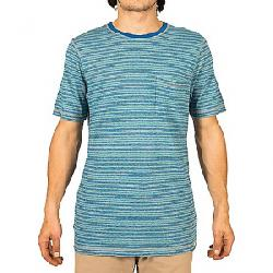 Gramicci Men's Lakeside SS Tee Imperial Blue