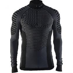 Craft Men's Active Intensity Zip Top Black / Granite
