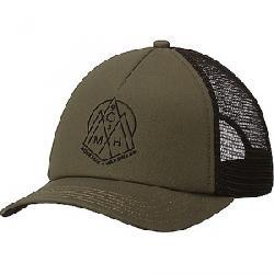 Mountain Hardwear 3 Peaks Trucker Hat Surplus Green