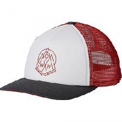 Mountain Hardwear 3 Peaks Trucker Hat Fiery Red
