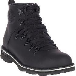 Merrell Men's Sugarbush Braden Mid Leather Waterproof Boot Black