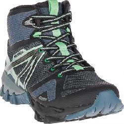 Merrell Women's MQM Flex Mid Waterproof Shoe Grey / Black