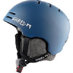 Shred Slam Cap NoShock Helmet Midnight