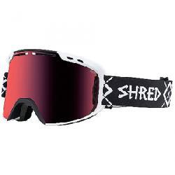 Shred Amazify Snow Goggle Bigshow Black White CBL/Blast/CBL Green/Blast Rfct