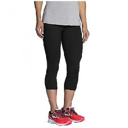 Brooks Women's Greenlight Capri Black