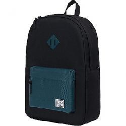 Herschel Supply Co Heritage Backpack Black / Deep Teal
