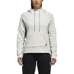 Adidas Women's Sport2Street Pullover Hoody White Melange / Grey Three